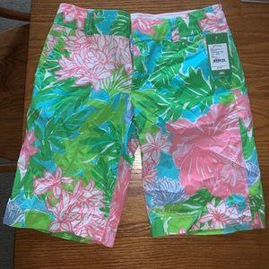 Lilly Pulitzer Bermuda shorts